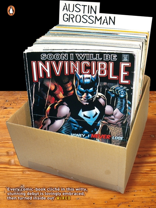 Soon I Will be Invincible (eBook)